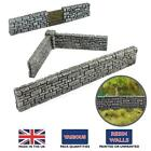 WWG Farm Stone Wall (Pre-Painted/Unpainted, Choose Quantity & Type) – Wargaming