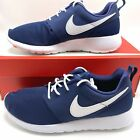 Nike Roshe One (GS) Youth Running Shoes Midnight Navy / White 599728-416