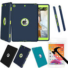 For iPad 10.2'' 2019 7th Gen Heavy Duty Hybrid Defender Shockproof Case Cover