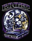 Crazy Eight (8) Low Rider Urban Street Art Poster New