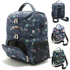 Double Layer Insulated Cooler Bag Backpack Large Picnic Lunch Mummy Diaper Bag