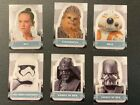 "2019 Topps Star Wars The Rise of Skywalker Series 1 Sticker ""Pick Your Card"" $4.99 USD on eBay"