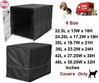 Dog Crate Kennel Cover Extra Large Breed Pet Cage Huge Folding Machine Washable