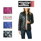 NEW 32° Degrees Heat Women's Ladies Ultra Light Down Packable Jacket VARIETY B43
