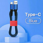 5A Fast Charging Cable Micro USB Type-C Data For Andriod Huawei Samsung Xiaomi