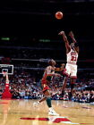 V5015 Michael Jordan Gary Payton 1996 Finals Retro Decor WALL PRINT POSTER