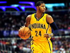 V5676 Paul George Indiana Pacers Basketball Sport Decor WALL PRINT POSTER on eBay