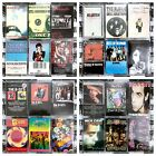 YOU PICK Cassette Tapes Lot - 80's Alternative, Punk, Ska, Reggae - Rare Titles!