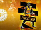 V0590 Paul George 24 Art Indiana Pacers Basketball Decor WALL PRINT POSTER CA on eBay