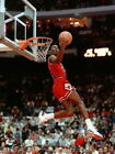 V0294 Michael Jordan Slam Dunk Contest Bulls Retro Decor WALL PRINT POSTER CA