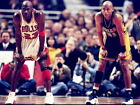 V5672 Michael Jordan Reggie Miller Retro Basketball Decor WALL PRINT POSTER CA