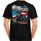 2020 Sturgis Motorcycle Rally American Bikers T-Shirt