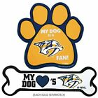Nashville Predators Car Magnets $19.15 USD on eBay