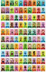 Animal Crossing Amiibo Cards - Series 1 (#001-100) BRAND NEW(USA Version)Mint