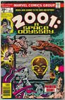 2001: A SPACE ODYSSEY #1-10 Marvel Jack Kirby MACHINE MAN 1976-77 Pick from List image
