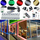 50FT-100FT 5050 SMD 3 LED Module STORE FRONT Window Light Strip  Remote Power