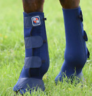 Equilibrium HARDY EQUI-CHAPS Turnout Wraps Boots Over Reach Field Injury S-XL