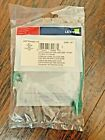 Leviton 6H460-01x High Flex HD Cat 6 1G Patch Cord 1ft CHOOSE COLOR (New/Sealed)