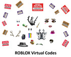 ROBLOX Virtual Toy Codes Only - Celebrity and Regular Series Mystery Boxes