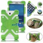 "For 7"" 8"" 10"" 10.1 inch Tablet PC Universal Kids ShockProof Silicone Case Cover"