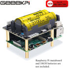 GeeekPi X728 UPS power board supply equipment support 3A fast charging for RP4B