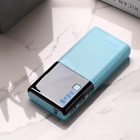 2020 New 900000mAh Portable Power Bank 2USB External Backup Battery Pack Charger