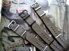 NATO G10 ® Khaki Green HD nylon Military Dive watchband RAF strap bond IW SUISSE image