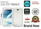 "5.5"" Samsung Galaxy Note 2  Unlocked 16gb 3g Android Mobile Phone Uk"