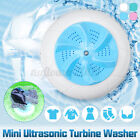 Used, Mini Ultrasonic Washer Washing Machine Portable Rotating Turbine Noise 45dB for sale  Shipping to Nigeria