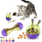 Pet Dog Puppy Cat Food Feed Toy Ball Spill Food Dispensing Toy Bowl Feeding