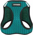 Voyager Step-In Air Pet Harness Step In Vest Harness for Small Dogs and Cats