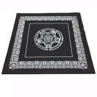 49x49cm Altar Tarot Tablecloth Table Cloth Game Divination Cards Square Tapestry
