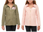 BELLE du Jour Self Esteem Girls Sleeve Anorak Jacket YOU CHOOSE SIZE/COLOR NEW