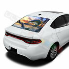 Fishing designs  Rear Window See Thru Stickers Perforated for Dodge Dart 2020 $58.5 USD on eBay