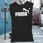 NWT PUMA AUTHENTIC ESSENTIAL NO 1 MEN'S SLEEVELESS CREW NECK TANK TOP