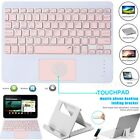 Touchpad Bluetooth 3.0 Keyboard Rechargeable For iPad iOS Android Windows Tablet