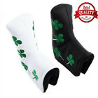 Golf Club Putter Head Cover Skull Four Leaf Headcovers Practice Tool 1PC Gift AU