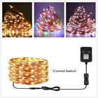 12V+LED+Fairy+String+Light+Copper+Wire+In%2FOutdoor+Curtain+Window+Wedding+Decor
