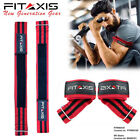 Pack Of 2 Occlusion Bands Training Belt Fitness Gym Red & Black Muscle Growth image