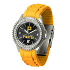 """Pittsburgh Pirates Ladies """"Sparkle"""" Watch for the wrist on Ebay"""