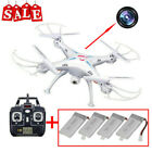 X5C-1 6-Axis RC Quadcopter Drone 2.4Ghz with 2.0M HD Camera (Battrey Voluntary)