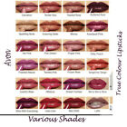 Avon True Colour Lipsticks ~ Various Shades ~  Free Postage