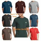 Carhartt Men's K87 Workwear Pocket Short Sleeve T-Shirt Regular and Big & Tall