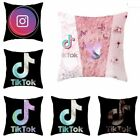 Tik Tok Pillow Cover Home Decor Pillowcase Square Size 18inch18inch Cushion Case