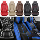 5-Sit Luxury Car Seat Cover Full Surrounded Cushion Auto SUV Interior Universal $89.99 USD on eBay
