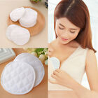 4X/Pack Organic Washable Breast Soft Pad Reusable Nursing Pads for Breastfeeding