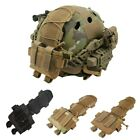 US STOCK Tactical MK2 Battery Case Tool Pouch for Helmet Hunting Paintball Camo