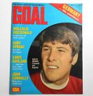 GOAL Football Magazines March-June 1972. You Choose the Issue(s) You Want