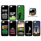 Golf Personalised Case iPhone 5 5s SE 6 6s 7 8 PLUS X XR XS 11 Pro Max