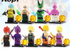 32pcs Dragon Ball Z Action Figure Super Goku Building Blocks For Lego Toy Heroes